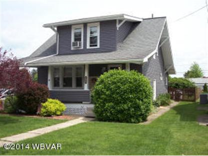 535 FAIRMONT AVE South Williamsport, PA MLS# WB-70677