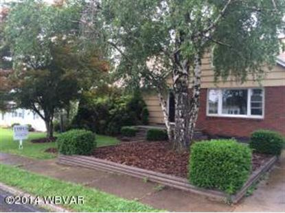 685 SOUTHMONT AVE South Williamsport, PA MLS# WB-70956