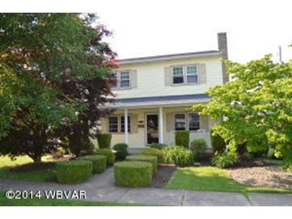 700 W CENTRAL AVE South Williamsport, PA MLS# WB-71092