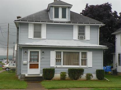 296 BROADWAY ST Hughesville, PA MLS# WB-71435