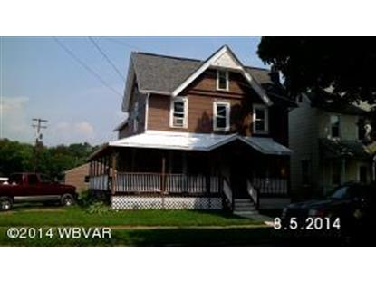 403 E SECOND AVE South Williamsport, PA MLS# WB-71694