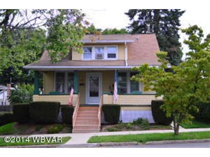 439 PERCY ST South Williamsport, PA MLS# WB-71984