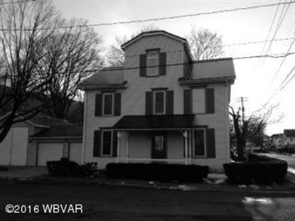 502 MAIN ST South Williamsport, PA MLS# WB-74024