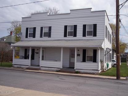 243/245 E ACADEMY STREET Hughesville, PA MLS# WB-74281