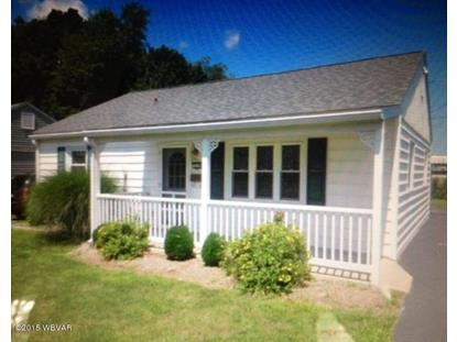 319 ECKMONT AVE South Williamsport, PA MLS# WB-74781