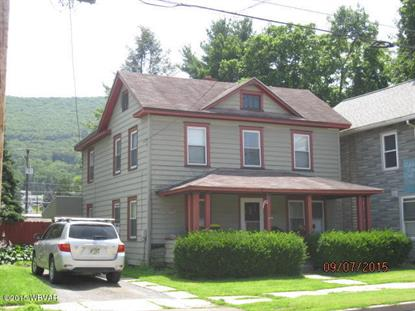 1021 W SOUTHERN AVENUE South Williamsport, PA MLS# WB-74820