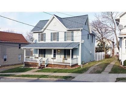 125 LINDEN STREET South Williamsport, PA MLS# WB-76896
