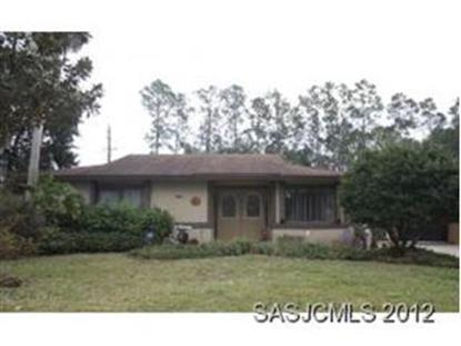 150 Brookside Ln , Palm Coast, FL