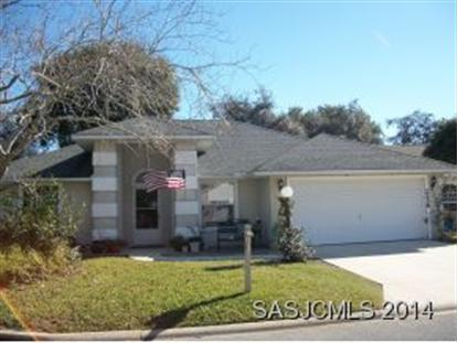 2236 Commodores Club Blvd  Saint Augustine, FL MLS# 145151