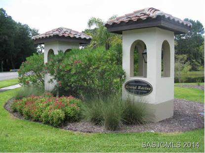 162 Grand Ravine Drive  Saint Augustine, FL MLS# 147990