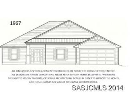 301 Winding Oak Way  Saint Augustine, FL MLS# 149316