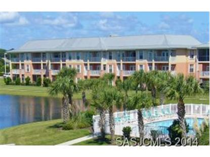 235 Atlantis Cir #202  Saint Augustine, FL MLS# 151220