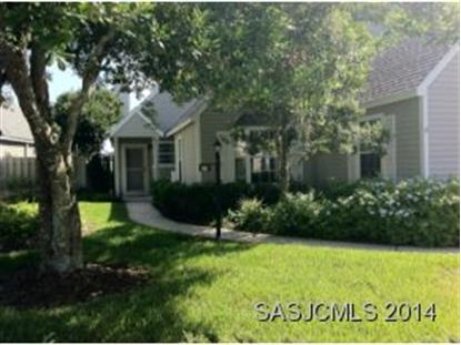 161 Ocean Hollow Lane  Saint Augustine, FL MLS# 151803