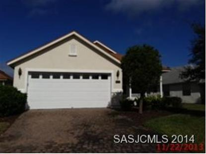 904 Hazeltine Ct  Saint Augustine, FL MLS# 151988