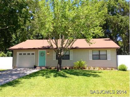204 Herada St  Saint Augustine, FL MLS# 152011