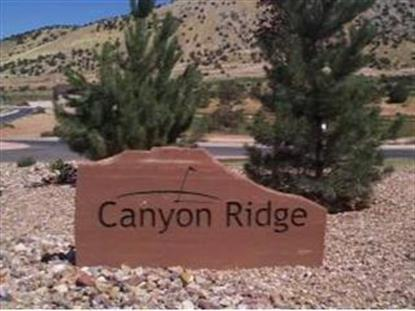 Lot 13 Phase 4 Canyon Ridge , Cedar City, UT