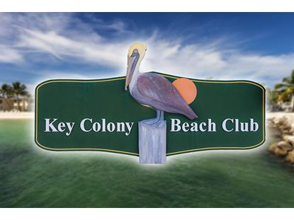501 OCEAN Drive Key Colony Beach, FL MLS# 562594