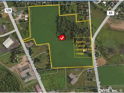 0 Route 12B and Lake Moraine Road # 1 Madison, NY MLS# S264802