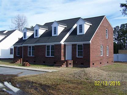 UNIT14  WILLIAM COURT Courtland, VA MLS# 1508227