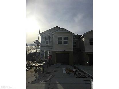528  DAVIDSON CIRCLE Chesapeake, VA MLS# 1610889