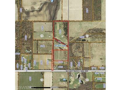 4190 W HASTINGS LAKE Road Jonesville, MI MLS# 15045223