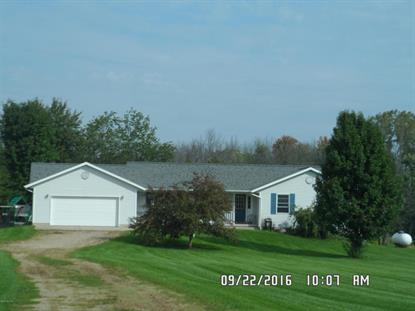 3509 Moore Road Bailey, MI MLS# 16049133