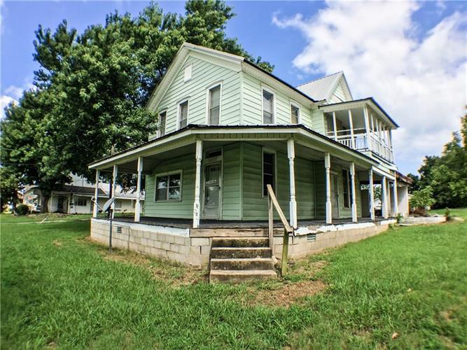 602 Grove St, Mansfield, AR 72944
