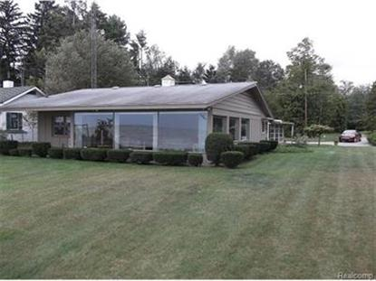 8463 Lakeshore  Lexington, MI MLS# 44019777