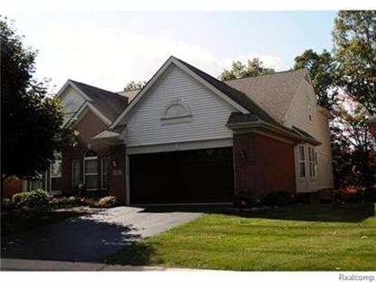 1882 Treyborne Circle Walled Lake, MI MLS# 44313396