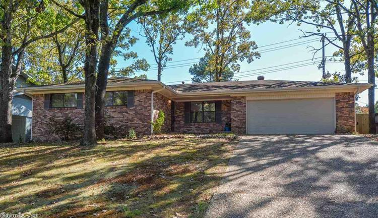 4204 Bunker Hill Drive, North Little Rock, AR 72116 - Image 1