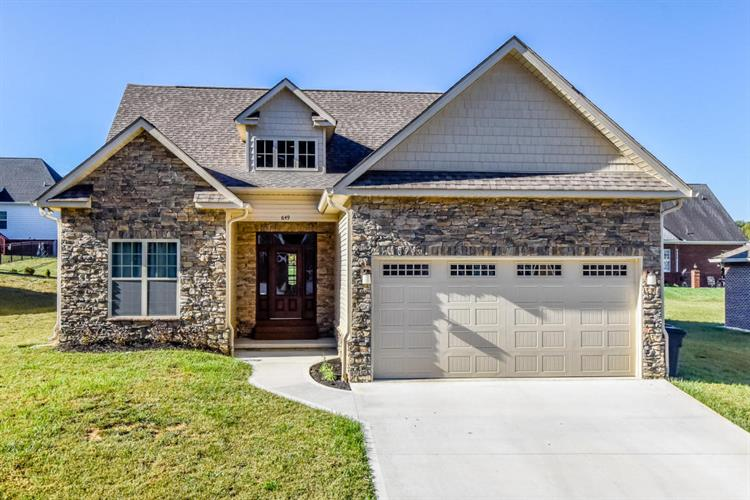 649 Berrywood Drive, Maryville, TN 37801