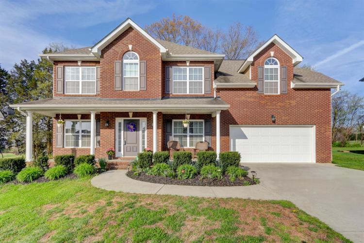 7735 Greenscape Drive, Knoxville, TN 37938