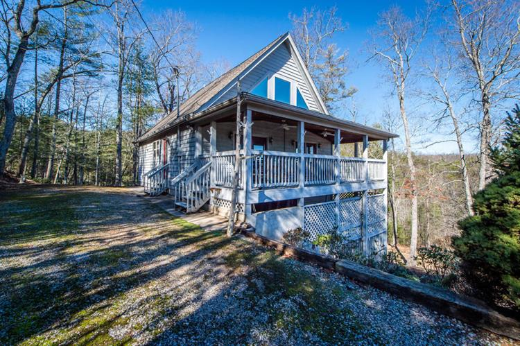 628 Hawk View Drive, Townsend, TN 37882