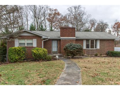 2320 Juniper Drive Knoxville, TN MLS# 1063854