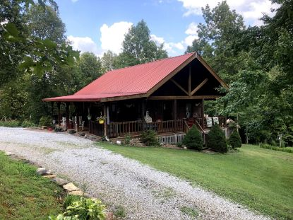 1286 Bud West Lane Oneida, TN MLS# 1125782