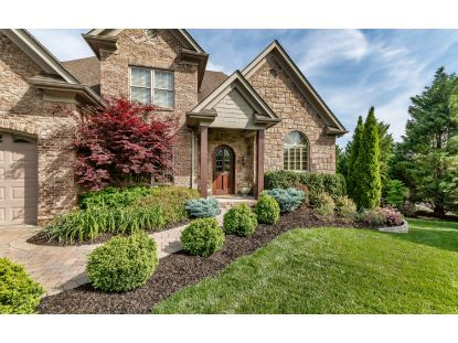 1201 Barton Pl Lane Knoxville, TN MLS# 1133594