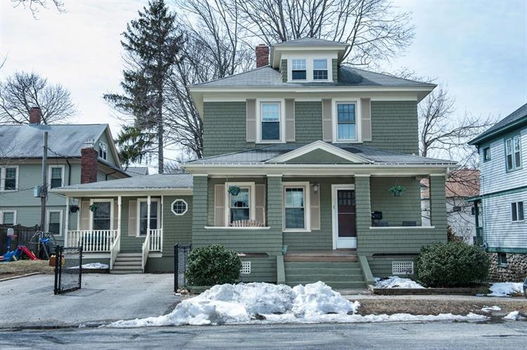 1 Wetherell Street, Worcester, MA 01602