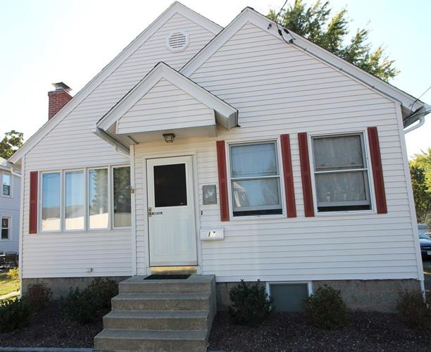 17 Chateaugay Street, Chicopee, MA 01020