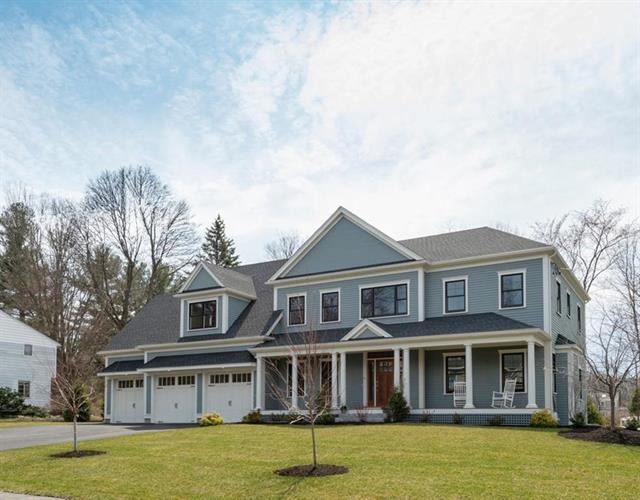 11 Fairbanks Road, Lexington, MA 02421