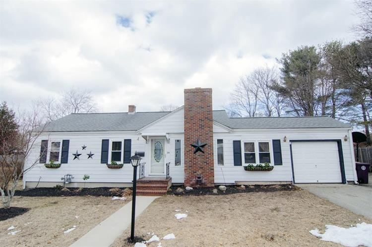 36 Karlyn Road, Weymouth, MA 02188
