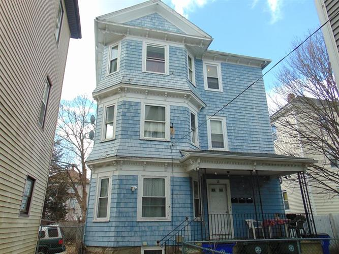 18 Wiley, Fall River, MA 02720