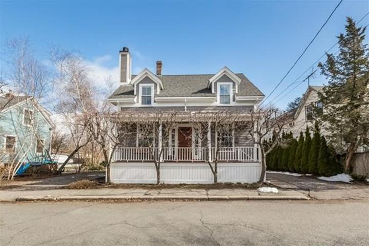 22 Central Street, Marblehead, MA 01945