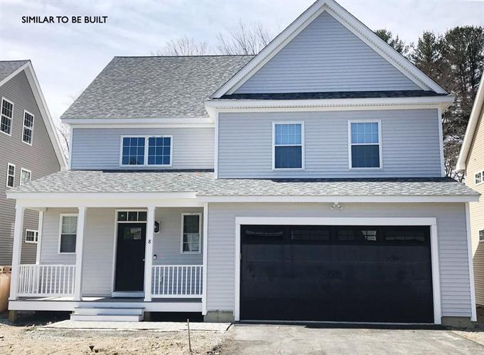25 Connor Drive, Acton, MA 01720