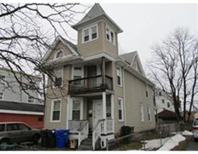 14 Cleveland Street, Springfield, MA 01104