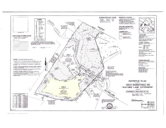 0 High St., LOT 2, Barnstable, MA 02668