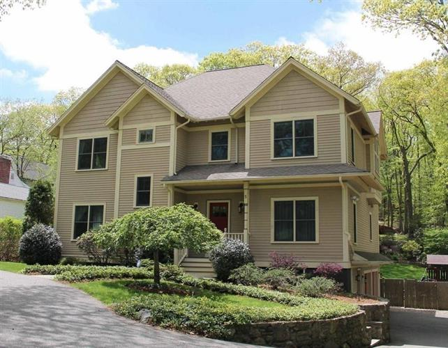 5 Walnut Street, Lexington, MA 02421