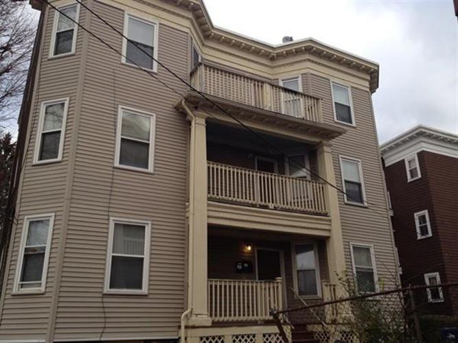 5 Dawes, Boston, MA 02125