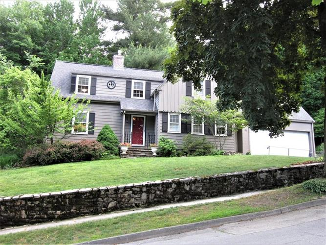 31 Otsego Road, Worcester, MA 01609
