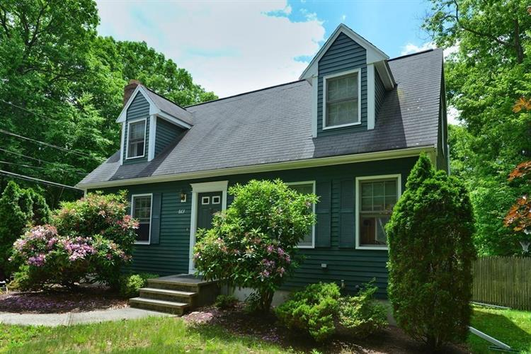 863 Upper Union Street, Franklin, MA 02038
