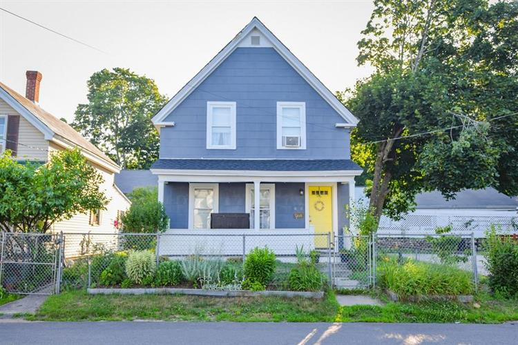 44 East St., Fitchburg, MA 01420